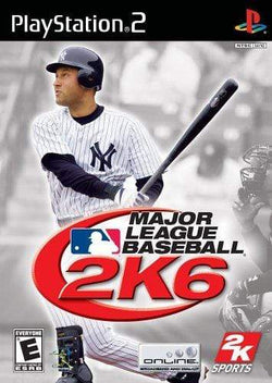 Major League Baseball 2K6 - PlayStation 2 Blaze DVDs