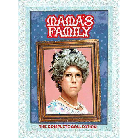 Mama's Family DVD Complete Collection Box Set Time Life Entertainment DVDs & Blu-ray Discs > DVDs > Box Sets