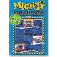 Mighty Machines Vol 6 Blaze DVDs DVDs & Blu-ray Discs > DVDs