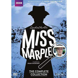 Miss Marple DVD Complete Collection Box Set BBC America DVDs & Blu-ray Discs > DVDs > Box Sets