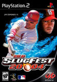 MLB Slugfest 20-04 Playstation 2 Blaze DVDs