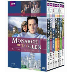 Monarch of the Glen DVD Complete Series Box Set BBC America DVDs & Blu-ray Discs