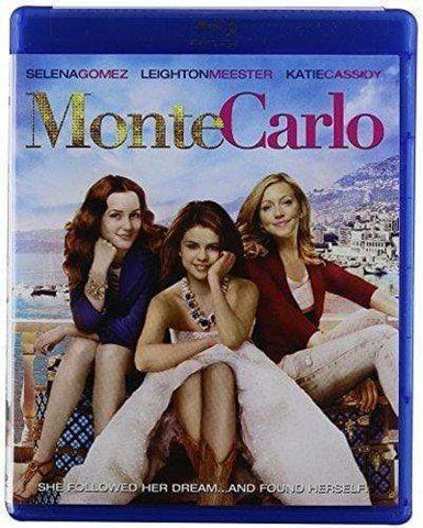 Monte Carlo on Blu-Ray Blaze DVDs