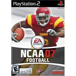 NCAA 07 Football for Playstation 2 Playstation Playstation 2 Game