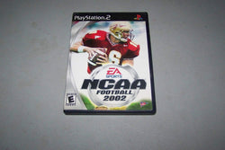NCAA Football 2002 PlayStation 2 Blaze DVDs