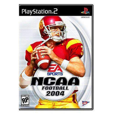 NCAA Football 2004 for Playstation 2 Playstation Playstation 2 Game