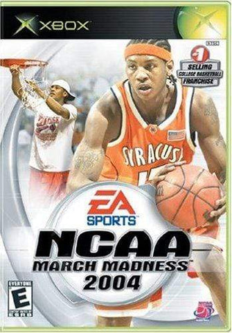 NCAA March Madness 2004 Xbox Blaze DVDs