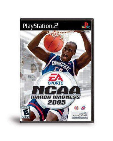 NCAA March Madness 2005 for Playstation 2 Playstation Playstation 2 Game