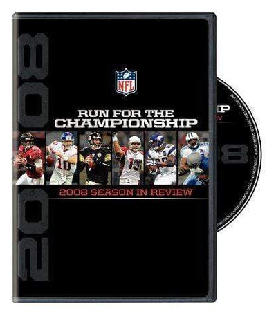 NFL: Run for the Championship - 2008 Season in Review Blaze DVDs