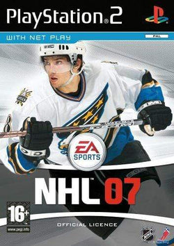 NHL 07 - Playstation 2 Blaze DVDs