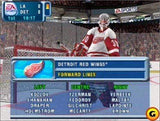 NHL 2001 Playstation 2 Blaze DVDs