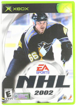 NHL 2002 for Xbox Microsoft Xbox Game