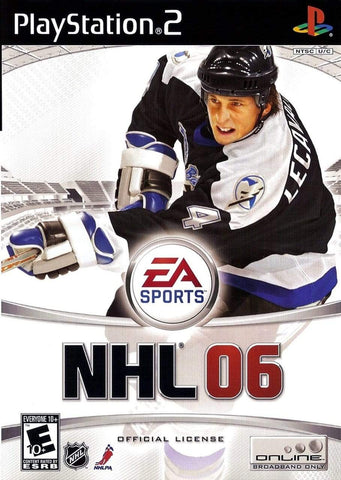 NHL 2006 - Playstation 2 Blaze DVDs