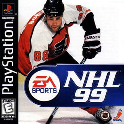 NHL 99 for Playstation One Blaze DVDs