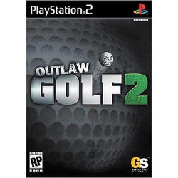 OUTLAW GOLF 2 - PlayStation 2 Blaze DVDs