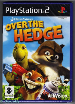 Over the Hedge - PS2 Blaze DVDs