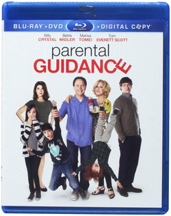 Parental Guidance on Blu-Ray Blaze DVDs DVDs & Blu-ray Discs > Blu-ray Discs
