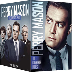 Perry Mason DVD Complete Series Box Set Paramount Home Entertainment DVDs & Blu-ray Discs > DVDs > Box Sets