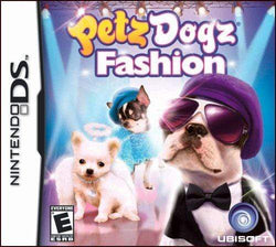 Petz Dogz Fashion - Nintendo DS Blaze DVDs