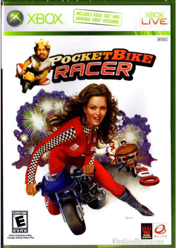 Pocket Bike Racer for Xbox 360 Microsoft Xbox 360 Game