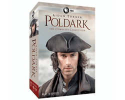 Poldark TV Series Complete DVD Box Set PBS DVDs & Blu-ray Discs > DVDs