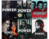 Power TV Series Seasons 1-6 DVD Set Lionsgate DVDs & Blu-ray Discs > DVDs