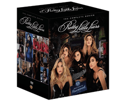 Pretty Little Liars TV Series Complete DVD Box Set Warner Brothers DVDs & Blu-ray Discs > DVDs