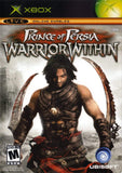 Prince of Persia: Warrior Within - Xbox Blaze DVDs