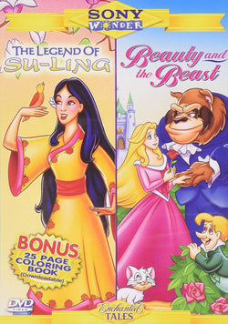 Princess Tales: The Legend of Su-Ling / Beauty and the Beast Blaze DVDs DVDs & Blu-ray Discs > DVDs