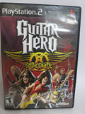 PS2 GUITAR HERO AEROSMITH Playstation 2 Blaze DVDs