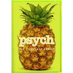 Psych DVD Complete Series Box Set Universal Studios DVDs & Blu-ray Discs > DVDs > Box Sets