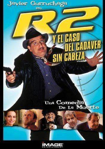R2 Y El Caso Del Cadaver Sin Cabeza on DVD Image Entertainment DVDs & Blu-ray Discs > DVDs