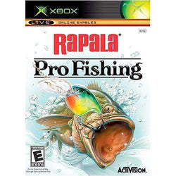 Rapala Pro Fishing for Xbox Microsoft Xbox Game