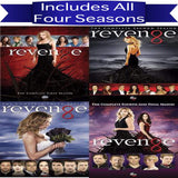 Revenge DVD Seasons 1-4 Complete Series Set ABC Studios DVDs & Blu-ray Discs > DVDs