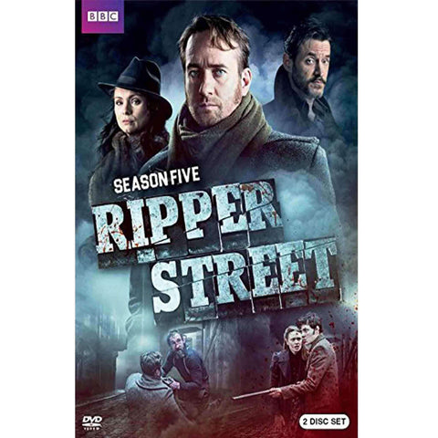 Ripper Street: Season Five BBC America DVDs & Blu-ray Discs > DVDs