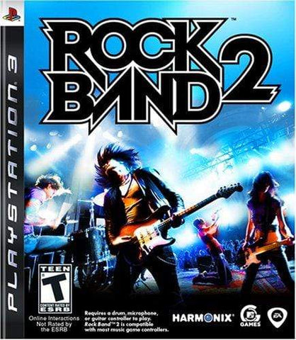 Rock Band 2 - Playstation 3 Blaze DVDs