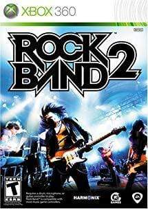 Rock Band 2 - Xbox 360 Blaze DVDs