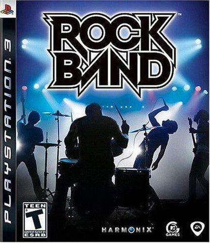 Rock Band for Playstation 3 Playstation Playstation 3 Game