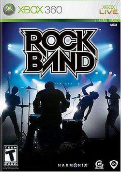 Rock Band for Xbox 360 Microsoft Xbox 360 Game