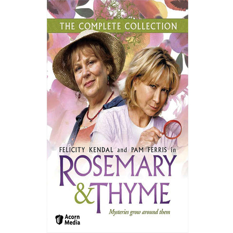 Rosemary and Thyme DVD Complete Series Box Set Acorn Media DVDs & Blu-ray Discs > DVDs > Box Sets