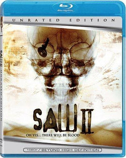 Saw 2 on Blu-Ray Blaze DVDs DVDs & Blu-ray Discs > Blu-ray Discs