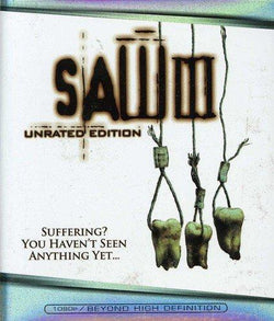 Saw 3 on Blu-Ray Blaze DVDs DVDs & Blu-ray Discs > Blu-ray Discs