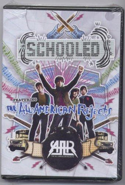 Schooled featuring the All-American Rejects Blaze DVDs DVDs & Blu-ray Discs > DVDs