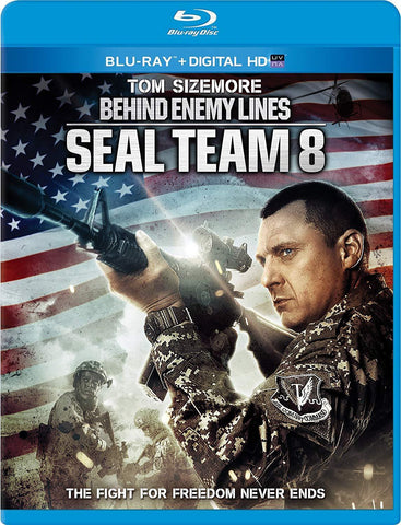 Seal Team 8: Behind Enemy Lines on Blu-Ray Blaze DVDs DVDs & Blu-ray Discs > Blu-ray Discs
