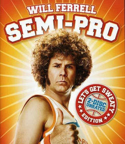 Semi-Pro on Blu-Ray Blaze DVDs