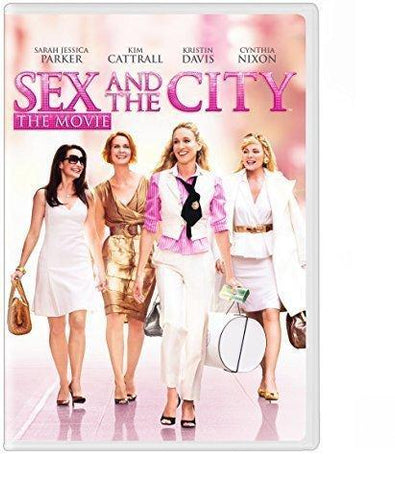 Sex and the City: The Movie (Single-Disc Widescreen Edition) by New Line Home Video by Michael Patrick King Blaze DVDs DVDs & Blu-ray Discs > DVDs