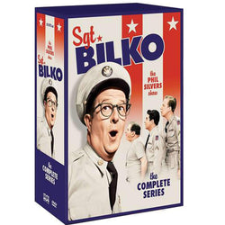 Sgt. Bilko - The Phil Silvers Show DVD Complete Series Box Set Shout! Factory DVDs & Blu-ray Discs > DVDs > Box Sets