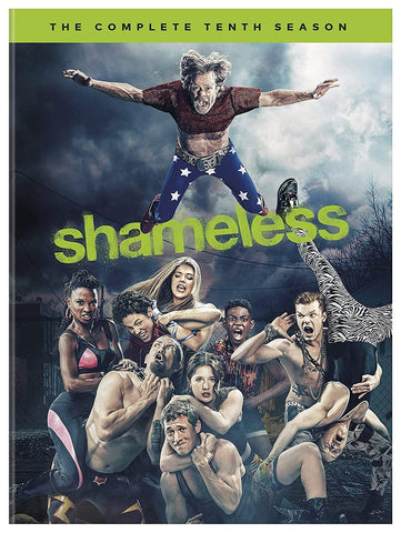 Shameless Season 10 DVD 20th Century Fox DVDs & Blu-ray Discs