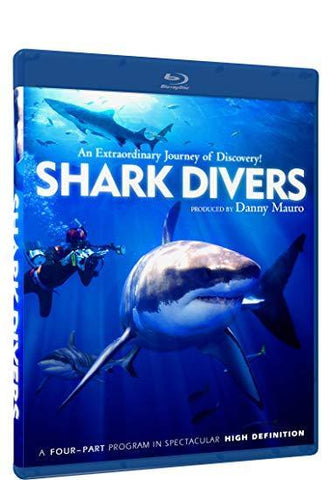 Shark Divers on Blu-Ray Mill Creek Entertainment DVDs & Blu-ray Discs > Blu-ray Discs