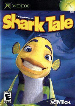 Shark Tale for Xbox Microsoft Xbox Game